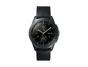 Samsung Galaxy Smart Watch 42mm with Heart Rate Monitor SM-R810NZKAXAC - WE SHIP EVERYWHERE IN CANADA ! - BESTCOST.CA