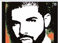 Drake Glasgow seated tickets