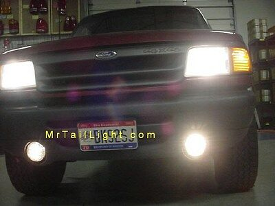 98 & Up Ford Ranger High Beam & Fog Light Kit Turns Fogs Back On w High Beams