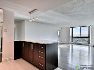 FULLY renovated HIGH floor condo offering a beautiful view