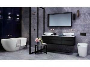 1690 freestanding stone bath rrp $4715.00 Bundall Gold Coast City Preview
