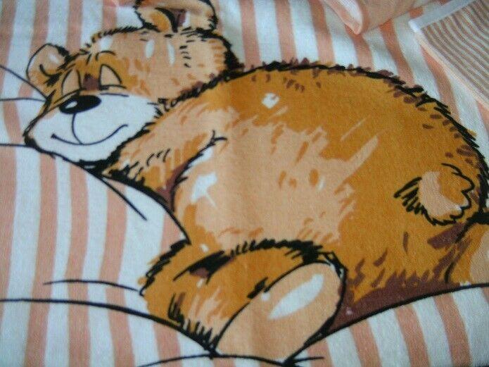 handtuchset mit Bärenmotiv