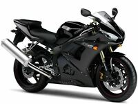 500cc Sport Bike - Any Year and Any Model - Ready to Buy!