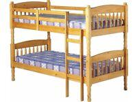 Bunk Bed Single Bed (no matras) RRP £229