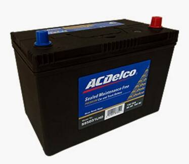 NEW CAR 4WD N70ZZL 95D31L 710CCA SMF BATTERY ACDelco S95D31LHD