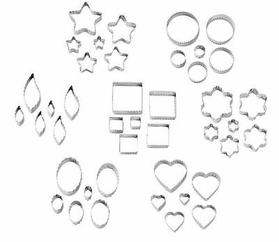 - Fondant Double Cut-Outs Set from Wilton - NEW - Choose the shape you want!