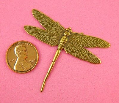 ANT BRASS ART NOUVEAU DRAGONFLY DESIGN-1 PC(s) - Adult Dragonfly Costume