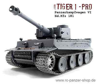 RC Panzer Tiger I Pro-Ausführung