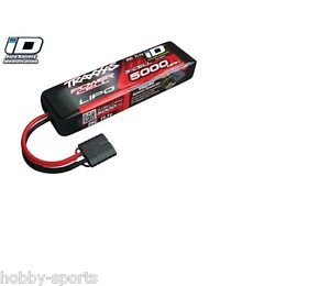 traxxas lipo battery 3s 11 1v 5000mah 25c for e revo slash. Black Bedroom Furniture Sets. Home Design Ideas