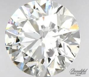 Triple Excellent GIA Certified 1 Carat Diamond G-Colour VS1-Clarity
