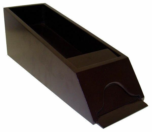 8-Deck Wooden Blackjack Shoe Aco-0055