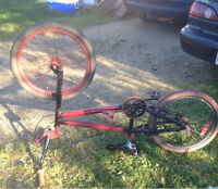 BMX PRICE REDUCED!!! JUST FOR MONDAY AND TUESDAY