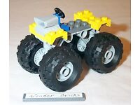LEGO Technic 42608 Aircraft Undercarriage Wheels