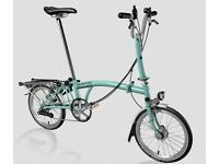 Brompton wanted 3 or 6 speed