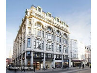 OXFORD STREET Office Space to Let, W1 - Flexible Terms | 2 - 85 people