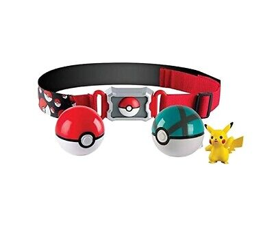 Pokémon Clip and Carry Poké Ball Belt