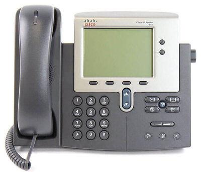 Cisco Phone Bundle Lot Of 10 X Cisco 7940 Ip Phone Refurbished