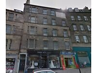Central 1 Bedroom Flat - Leith Street - IMMEDIATE ENTRY AVAILABLE - Furnished