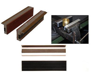 Schraubstock Schutzbacken Aluminium mit Magnet 100mm