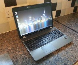 """HP ProBook 4535s LAPTOP 15.6"""", FAST 2x 2.50GHz, 6GB, 320GB, WIFI, HDMI, WEBCAM, DVDRW, BLUETOOTH, W7"""