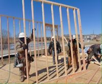 FRAMING CREWS FOR CUSTOM HOMES AND ADDITIONS