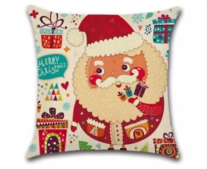 Christmas Accent Pillow Covers x2