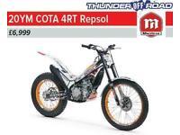 MRT260L FACTORY REPSOL 2020 MODEL 4RT COTA