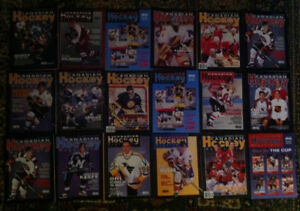 Canadian hockey magazine lot OHL Ontario Hockey League