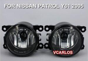 Fog-lamp-For-NISSAN-PATROL-Y61-2005-ON