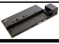 Brand new Lenovo Thinkpad pro dock 90W