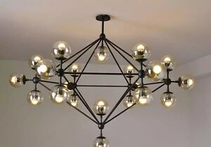 21 Modern Globe light Chandlier