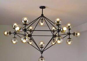 Very popular21 GLOBE light chandelier