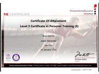 Acton Personal Training Programmes.