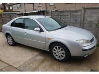FORD MONDEO -- DIESEL -- EXCELLENT RELIABLE RUNNER -- FULL SERVICE -- MOT TAX