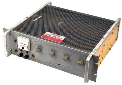Power Designs Hv-1579 10kv-30kv 1ma High Voltage Regulated Dc Power Supply