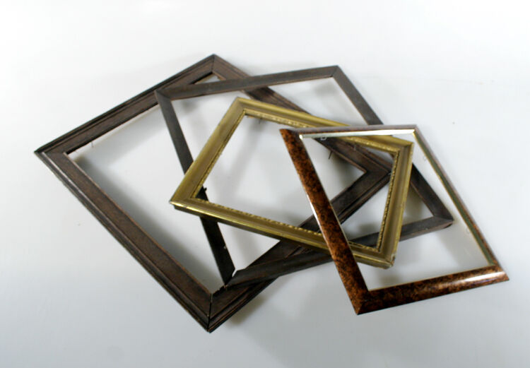 FRAME COLLECTION, SET OF 4
