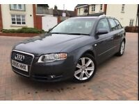Immaculate conditon audi a4 cvt 2.0 tdi xenon lights navigation long mot drives good Px swap welcome