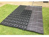6x6ft base and membrane unused