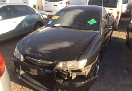 Holden Commodore VY SS Ute WRECKING - LS1 6 Speed Manual V8
