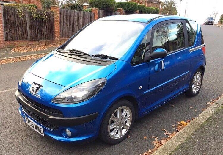 Cheap,small automatic car for sale!!! Peugeot 1007 sport (no corsa ...