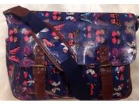 Cupcake and Butterfly Satchel Bag