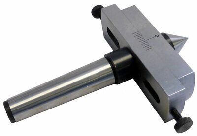 Lathe Taper Turning Attachment Mt3 Shank 3mt For Off-setting Lathes Tailstock