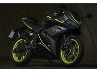 Lexmoto LXS 125cc Sports Bike LXS125 Finance & Delivery Euro 5 Latest Model