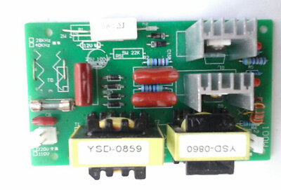 2019 New 100w 40khz Ultrasonic Cleaning Power Driver Board 110vac
