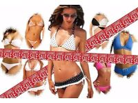 CLEARANCE SALE - 300pcs LINGERIE/SWIMWEAR/BIKINI/DRESS- CAR BOOT RESALE - RESALE VALUE OVER £2500