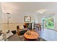 SW4 STUNNING SPACIOUS FOUR BEDROOM HOUSE WITH PRIVATE GARDEN AVAILABLE FOR APRIL £570