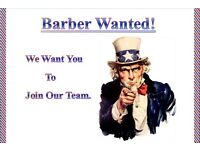 Experienced Barber Wanted For Gents Barber Shop