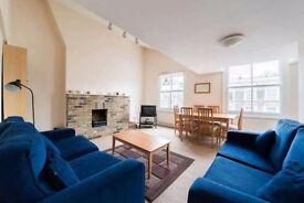 SEVINGTON STREET W9: THREE BEDROOMS - SEPARATE KITCHEN - PRIVATE TERRACE - AVAILABLE 8TH OF MARCH