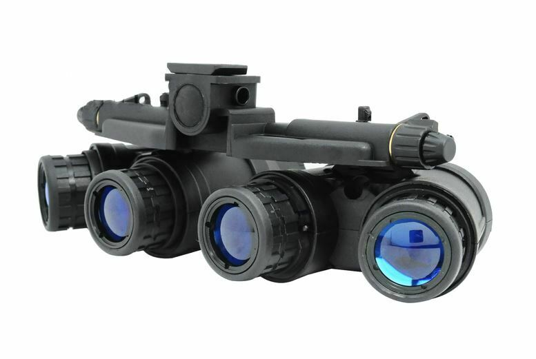 Airsoft dummy quad night vision goggles black gpnvg 18 uk