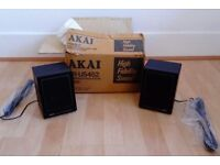 Akai sr-us452 enceites speaker system